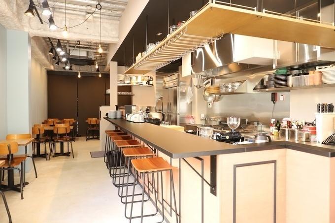 favyの直営店であるcoffee_mafia飯田橋店