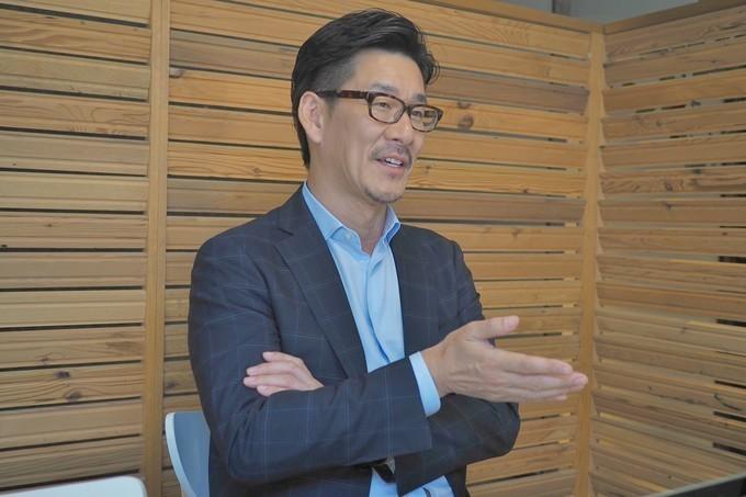 串カツ田中代表取締役社長の貫啓二