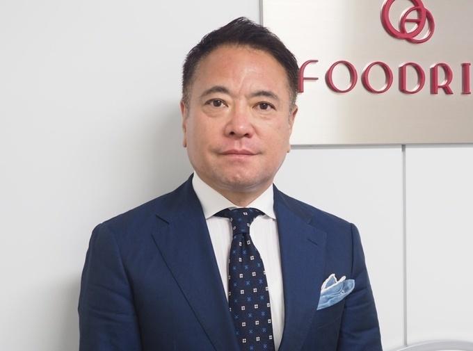 フードリム代表取締役の信田