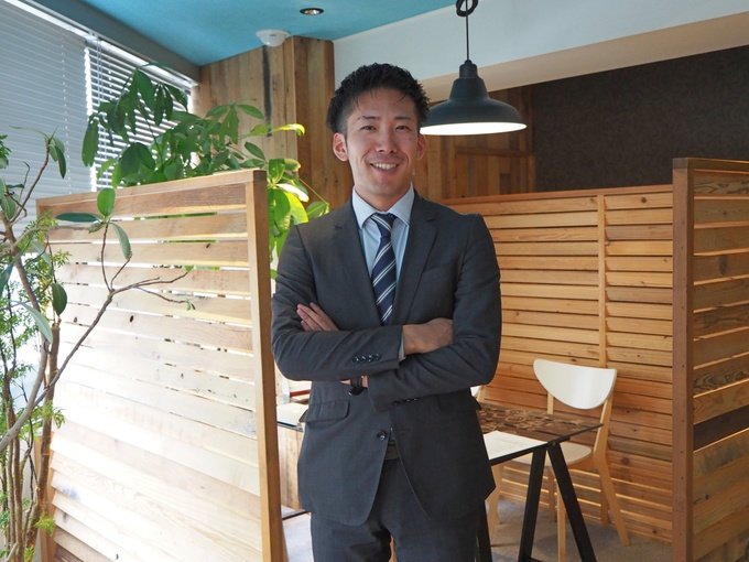 串カツ田中西日本営業部長の峯3