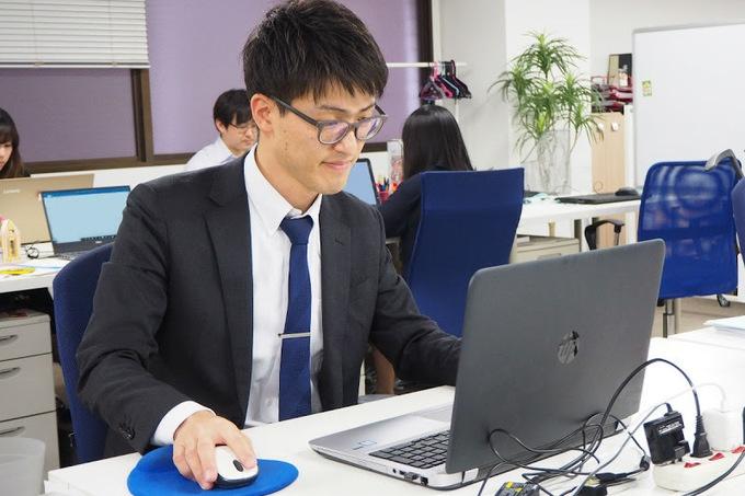 串カツ田中営業部長の織田さんjpg